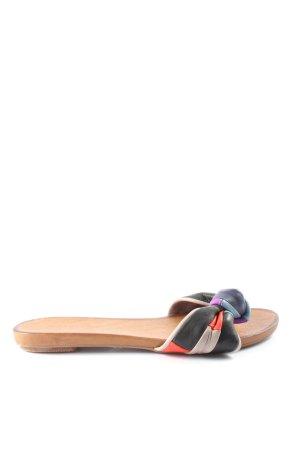 Bueno Dianette sandalen veelkleurig casual uitstraling