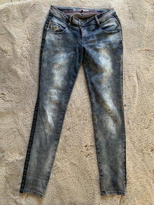 Buena Vista Stretch jeans leigrijs