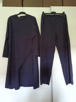 Bürün Trouser Suit dark blue