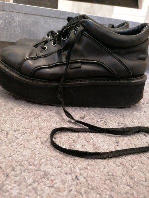 Bufallo Schuhe plateu