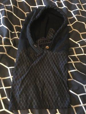 Buff Tubesjaal zwart-grijs