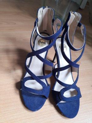Buffallo Heels blau NEU