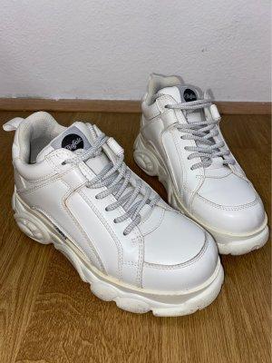 Buffalo Sznurowane buty biały