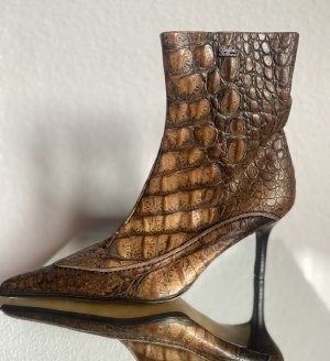 Buffalo-Ankle Boots mit Absatz