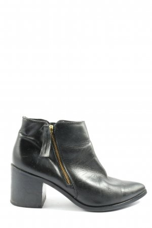 Buffalo Ankle Boots schwarz Casual-Look