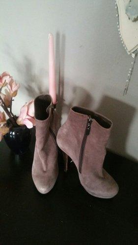 Buffalo Ankle Boots Stiefeletten Stiletto Plateau 37 (offiziell 38)