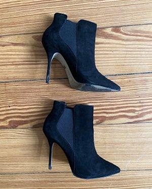 Buffalo Ankle Boots Stiefeletten  schwarz - 38