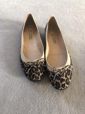 Buffalo Ballerina Leoparden Look Größe 42