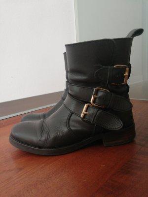 Buffalo Biker Boots Gr. 37