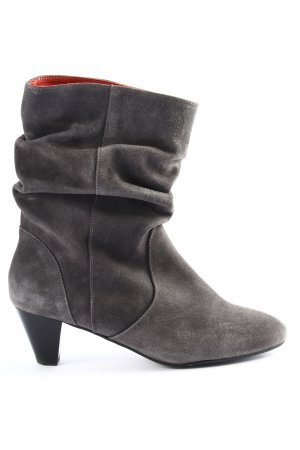 Buffalo Booties light grey-red business style
