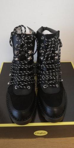 Buffalo Boots 39 Black
