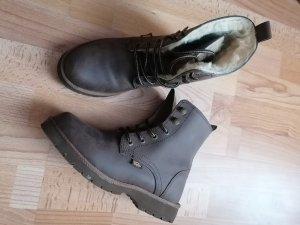 Buffalo Boots in braun