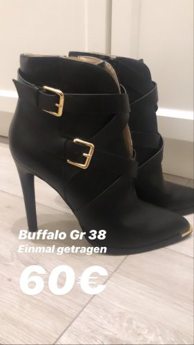 Buffalo Boots mit Absatz