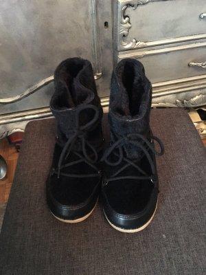 Buffalo Snow Boots black