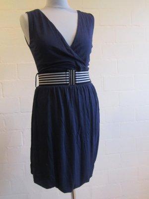 BUFFALO: Dunkelblaues Kleid, Gr. 40, NEU