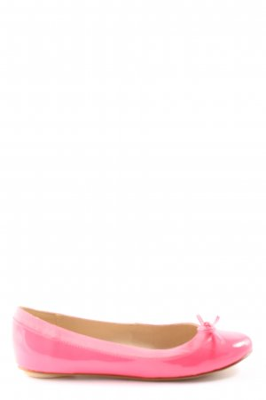 Buffalo Lackballerinas pink Casual-Look