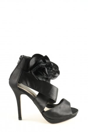 Buffalo girl High Heels black elegant