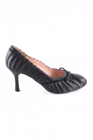 Buffalo girl High Heels schwarz Casual-Look