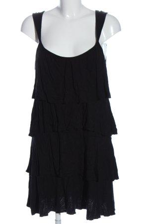 Buffalo girl Mini-jurk zwart feest stijl