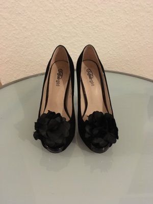 Buffalo Girl Pumps schwarz Gr. 36