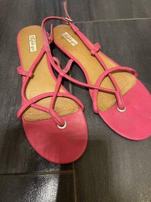 Buffalo Girl Sandalen pink 41