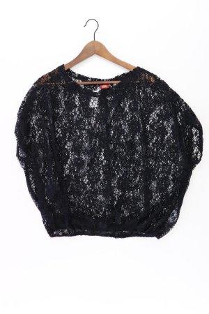 Buffalo Top en maille crochet noir polyester