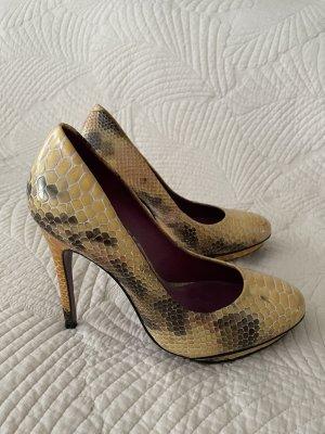 Buffalo London Classic Court Shoe multicolored