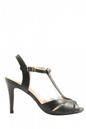 Buffalo High Heel Sandaletten schwarz Casual-Look