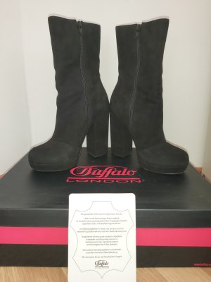 Buffalo High Heel Stiefeletten