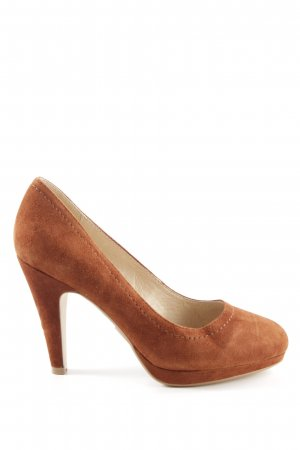 Buffalo High Heels braun Casual-Look