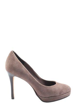 Buffalo High Heels braun Elegant