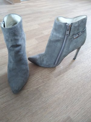 Buffalo High Heels light grey