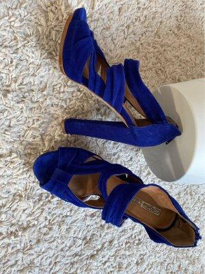 Buffalo London High Heels blue