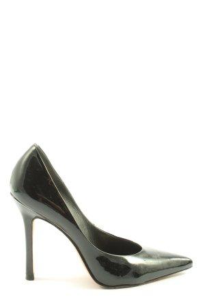 Buffalo High Heels schwarz Casual-Look