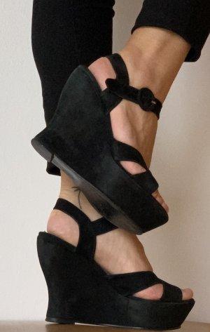 Buffalo Keilabsatz Sandaletten