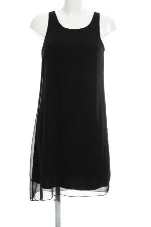 Buffalo Kurzarmkleid schwarz Elegant
