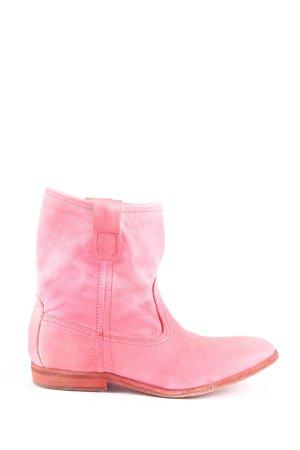 Buffalo Kurzstiefel pink Casual-Look