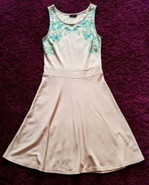 Buffalo leichtes Sommer Viskose Jersey Kleid Gr. 36