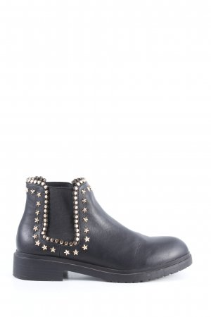 Buffalo London Ankle Boots schwarz Casual-Look