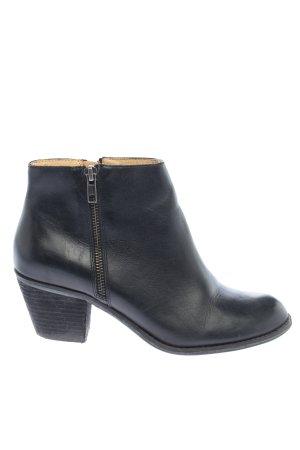 Buffalo London Ankle Boots schwarz Business-Look