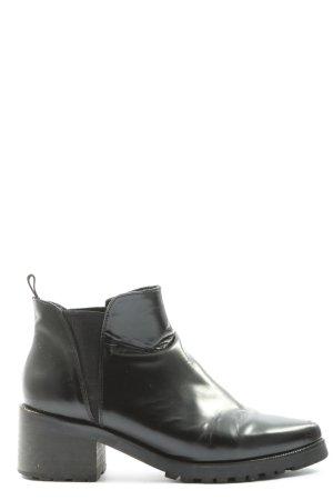 Buffalo London Chelsea Boots schwarz Casual-Look
