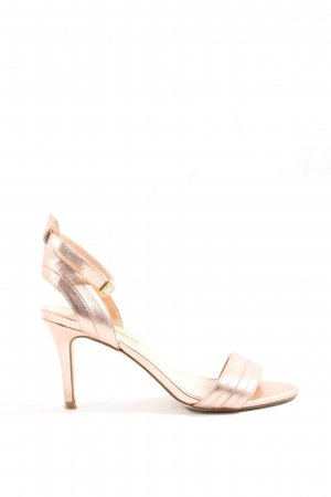 Buffalo London High Heel Sandaletten pink Elegant