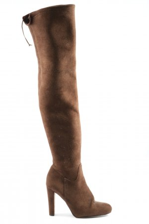 Buffalo London High Heel Boots brown casual look