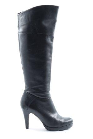 Buffalo London High Heel Boots black casual look