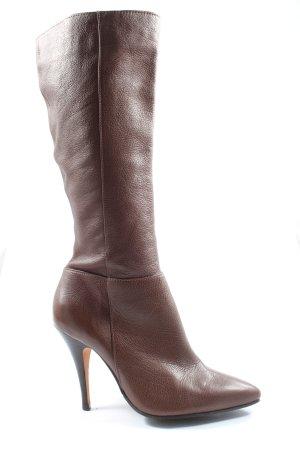 Buffalo London High Heel Boots brown business style