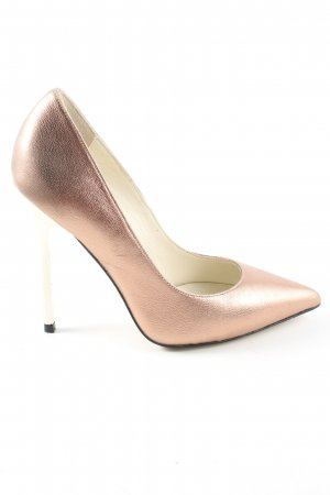Buffalo London High Heels pink Elegant