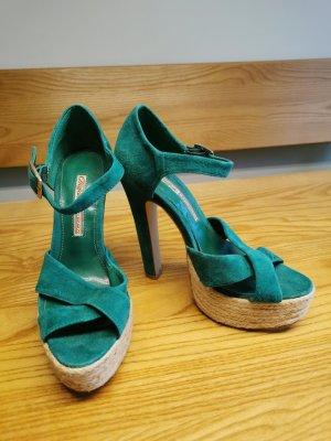 Buffalo London High Heels green