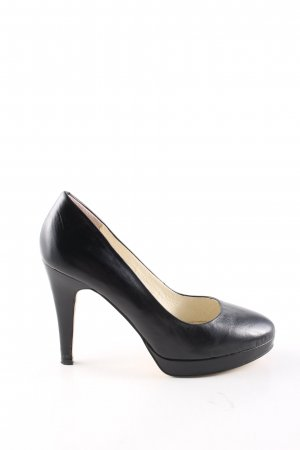 Buffalo London High Heels schwarz Business-Look
