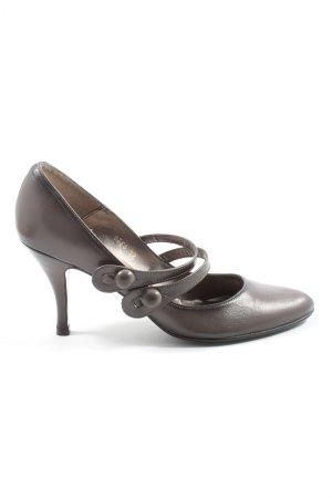 Buffalo London High Heels braun Elegant