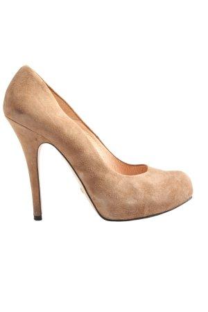 Buffalo London High Heels nude Casual-Look
